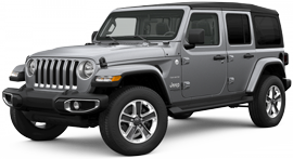 Cheap Kona Jeep Rental