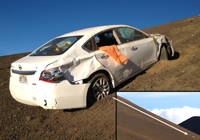 Rental Car Crash